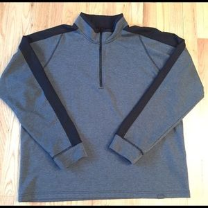 Hawks & Co 1/4 zip pullover